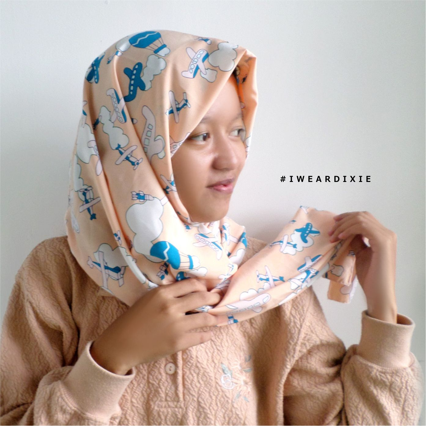 Hijab Pashmina Unik Limited