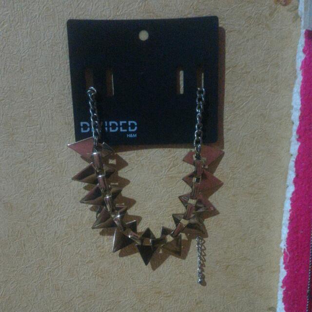 H&m Golden Necklace