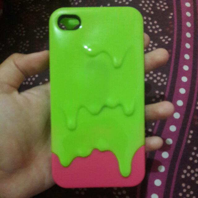 Ice Cream Case for Iphone 4s