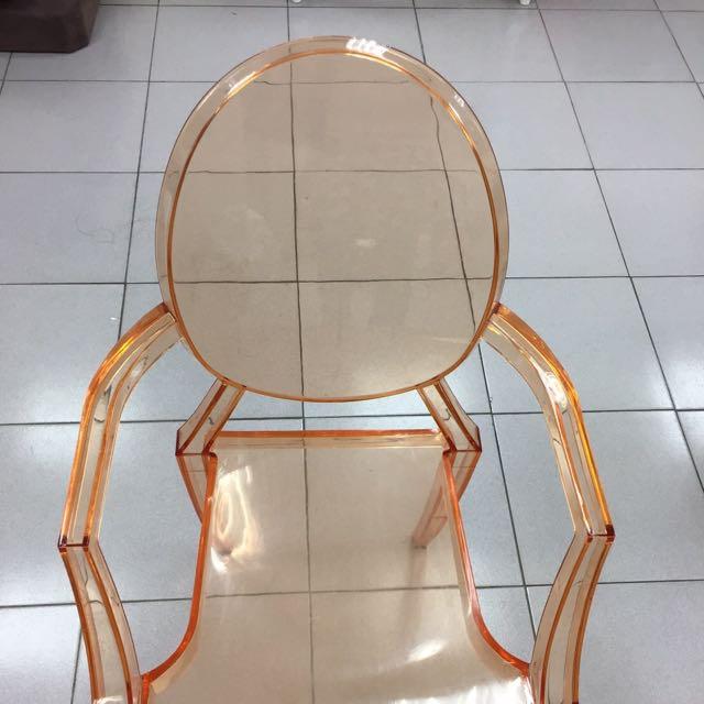 IKEA 壓克力造型椅