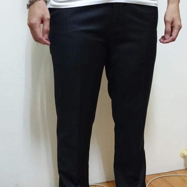 INNATE西裝長褲(黑36)