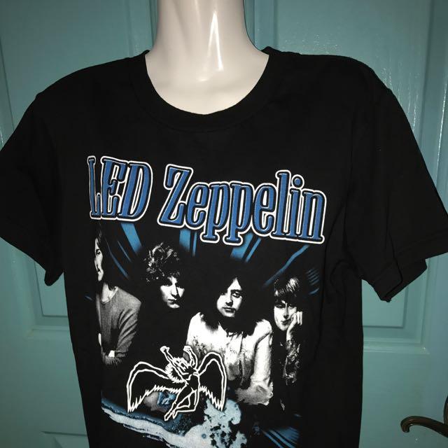 Led Zeppelin Tee SZ S