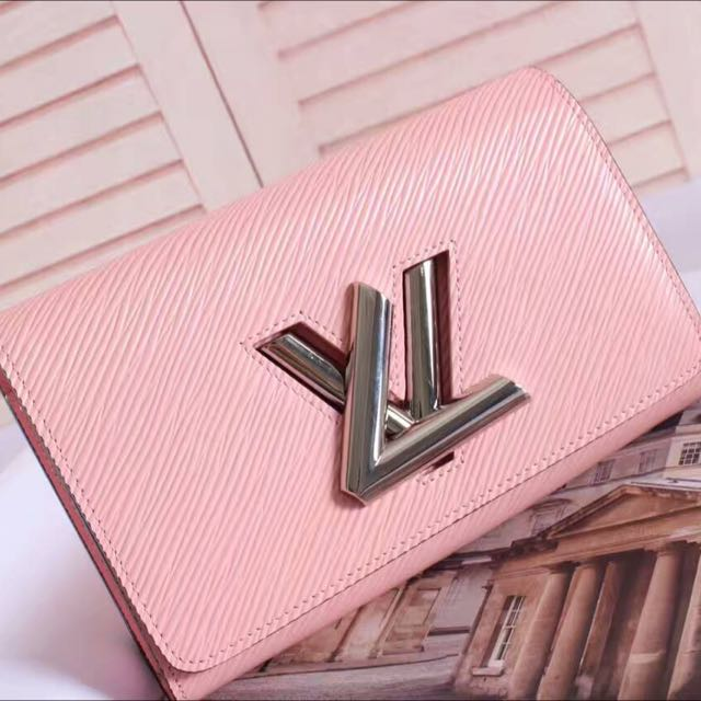 LV Twist Wallet