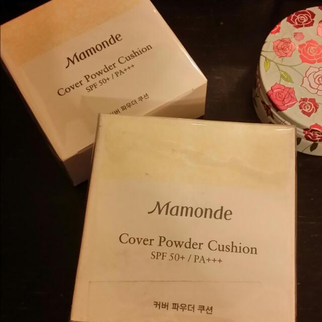 Mamonde 夢妝 氣墊粉餅
