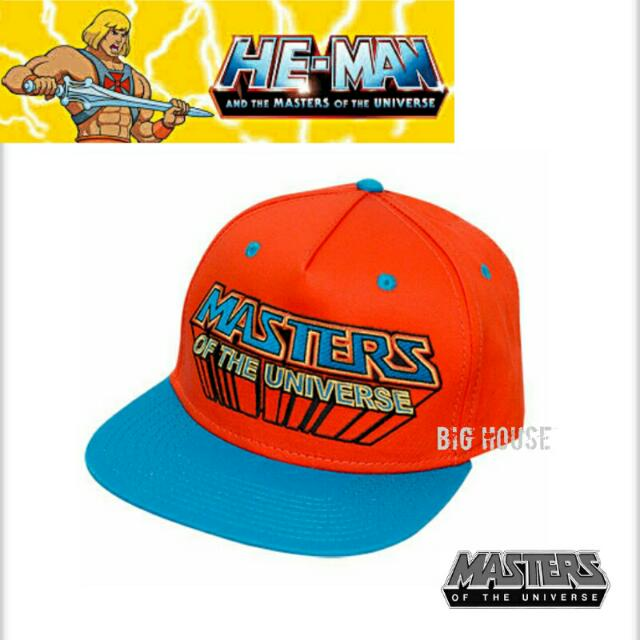 masters universe hat