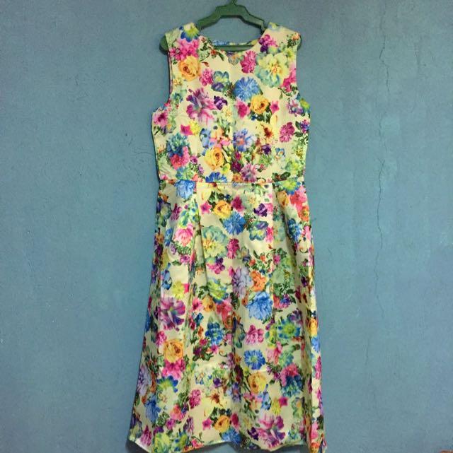 Midi Dress (Never Worn)
