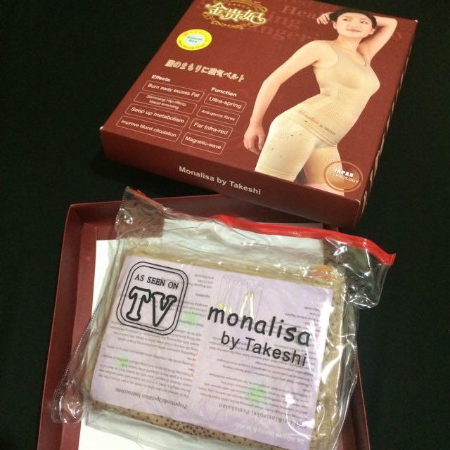 Monalisa By Takeshi Burn Fats
