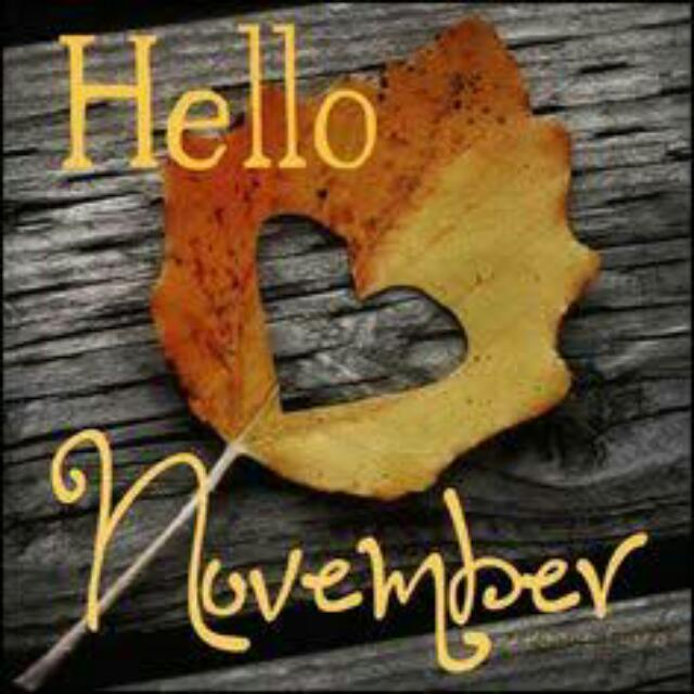 November-Last Month Promo