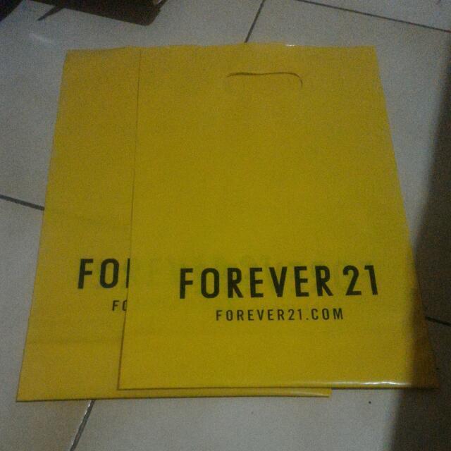 Paperbag Forever 21