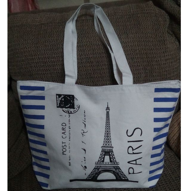 Paris - Eiffel Tower Tote Bag