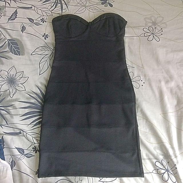 Bershka Party Dress
