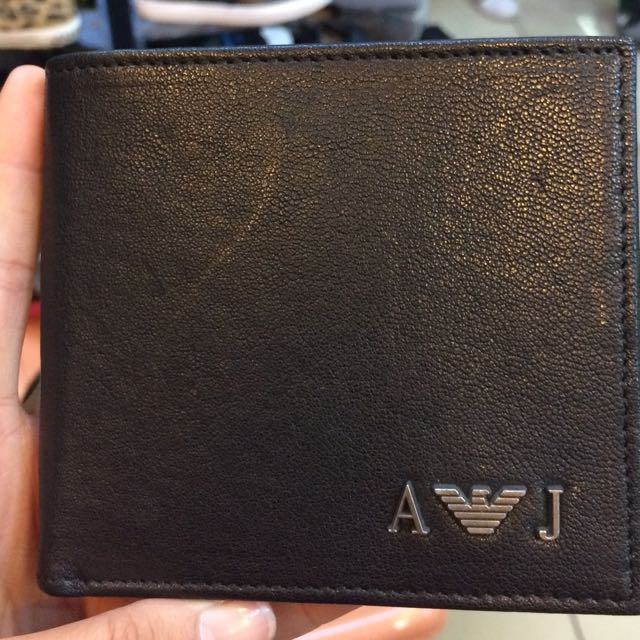 Preloved Armany Jeans Wallet