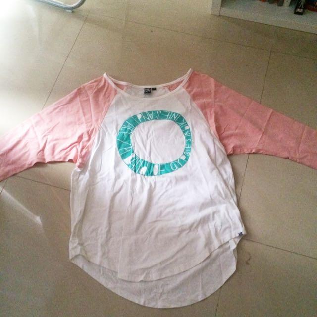 Preloved Roxy Shirt