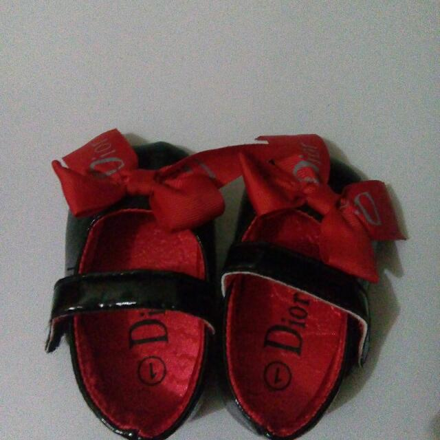 Red Dior Shoes