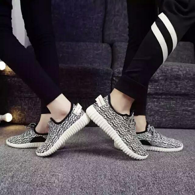 online store d04dd 320b9 Rm48💋Nike Adidas Couple Yezzy Sport Shoe, Women s Fashion, Shoes on ...