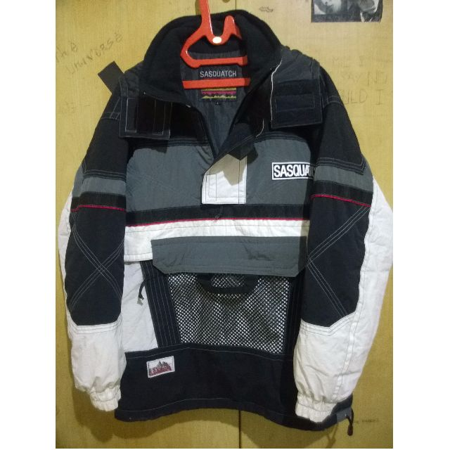 Sasquatch Outdoor Jacket