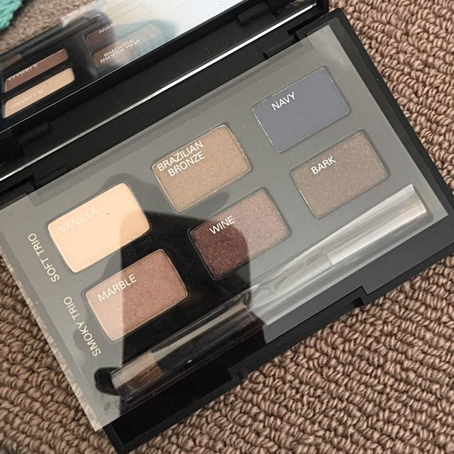 Smashbox Brown Eyes Palette