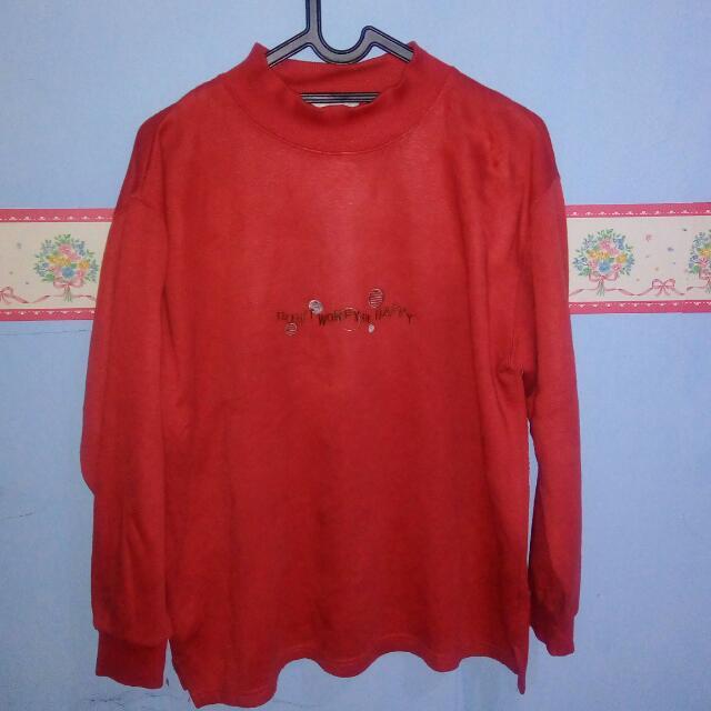 Sweater Terracota