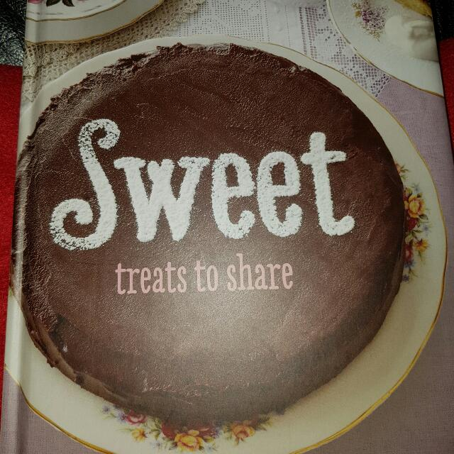 Sweet Treats To Share Cookbook