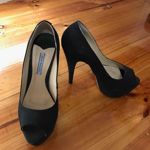 Tony Bianco Shoes Size 7