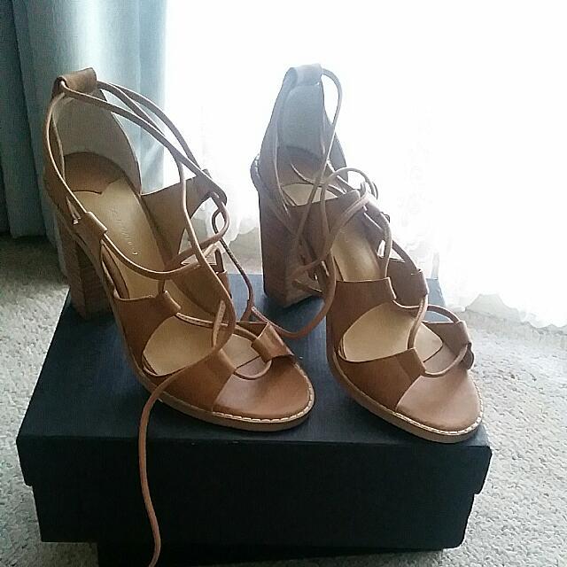 Tony BIANCO strappy Heels