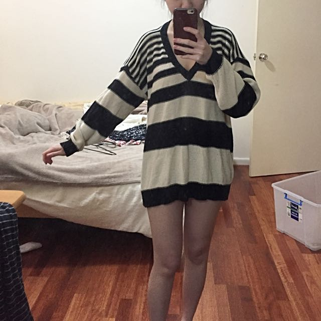 Urban Outfitters BGD Oversize Chunky Knit Sweater