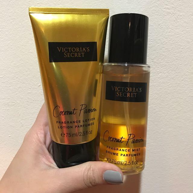 2eac2bdc553 Victoria Secret Coconut Passion Fragrance