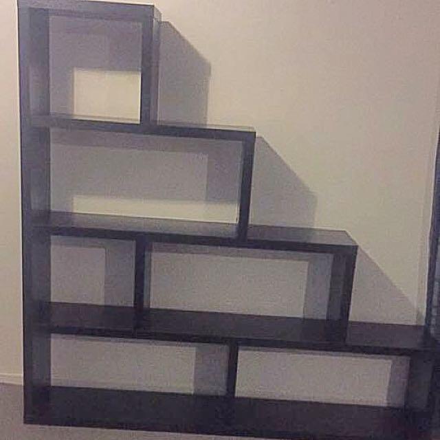 Wall Unit/ Display Shelf/ Book Case