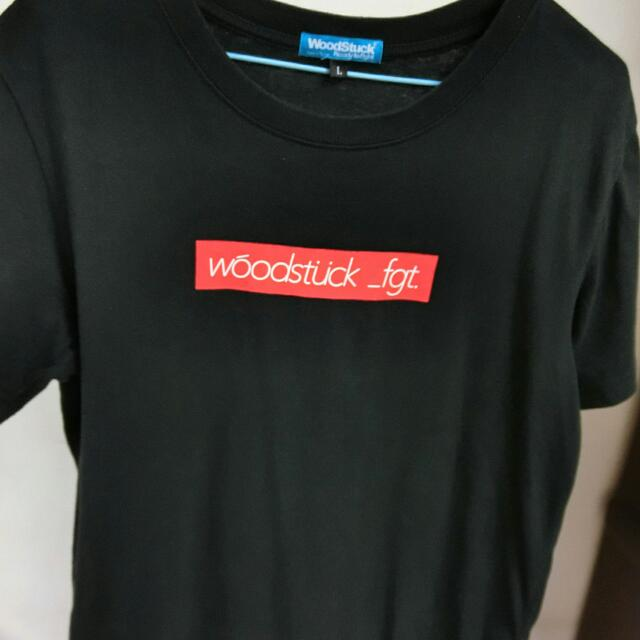 WoodStuck T-shirt 😎