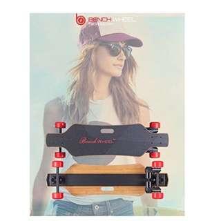 Bench Wheel Electric SkateBoard