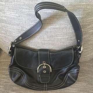 Coach Authentic Heritage Handbag
