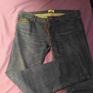 牛仔褲 W36