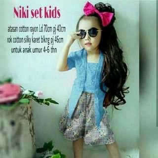 MY TK Niki set kid