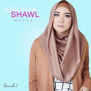 ASKANA SHAWL by Suci Utami