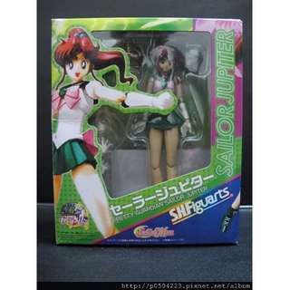 誠徵 Sailor Jupiter SHFigure