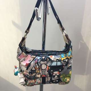 Tokidoki For Le SportSac Mini Tote Bag