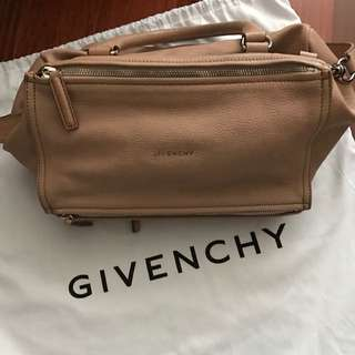 Givenchy Pandora Bag Medium Nude