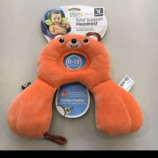 Total Support Headrest For 1-4 Yrs Old