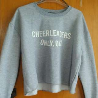 Cropped Jumper Size L