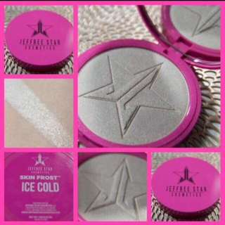 Authentic Jeffree Star Ice Frost Ice Cold Highlighter ⭐️