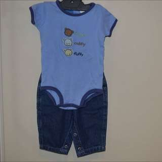 Carters Classic Baby Outfit