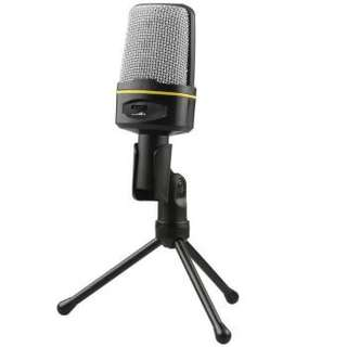 High Quality Smooth Microphone 3.5 Jack With Holder