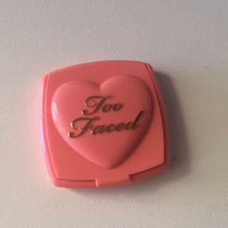 Mini Too Faced Blush