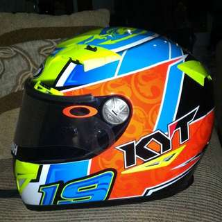 For Sale Helm Kyt C5