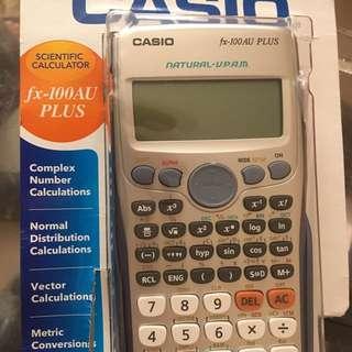 Casio Scientific Calculated