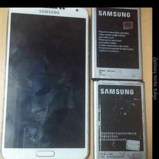 Note3 No Display not Boot