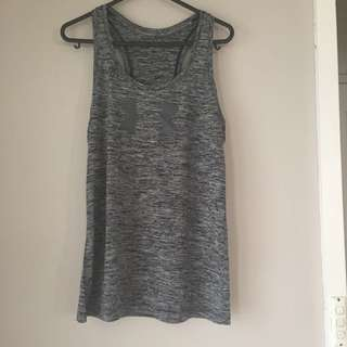 REDUCED! Size S Under armour Singlet