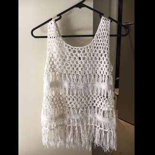 White Summers Top