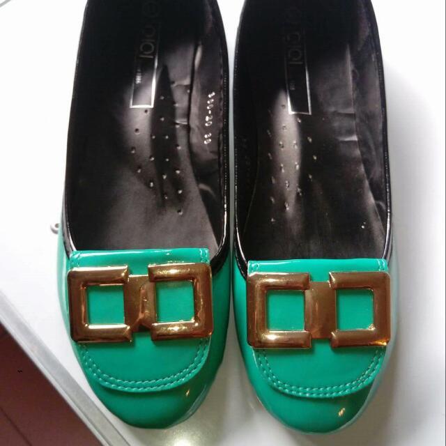 娃娃平底鞋$100