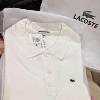 Reserved « Lacoste Mini Pique Polo
